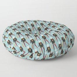 Heist Floor Pillow