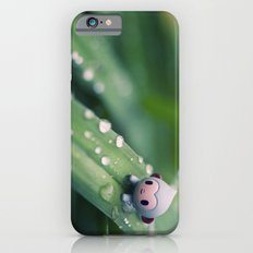 I can slides down iPhone 6s Slim Case
