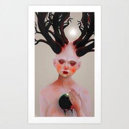 Terra Art Print