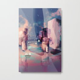 Pleiades Metal Print