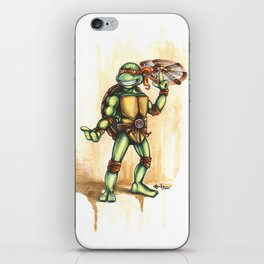 Playful Mikey iPhone Skin