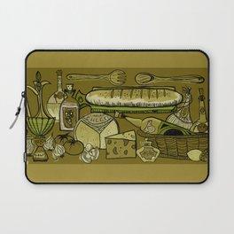 My Mid-Century Kitchen Laptop Sleeve