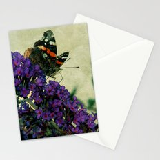 The Admiral Stationery Cards