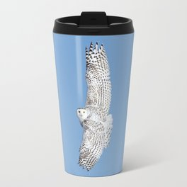 Flight of the goddess Travel Mug