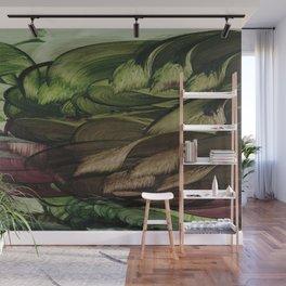 Wakea Wall Mural