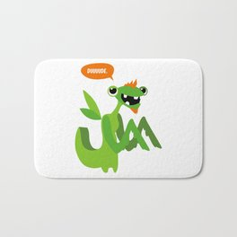 Grasshopper - Dude. Bath Mat