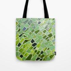 New Growth Mosaic Tote Bag