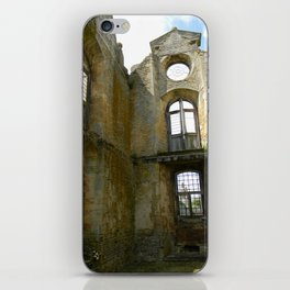 Shadow of Kirby Hall iPhone Skin