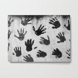 Children Metal Print