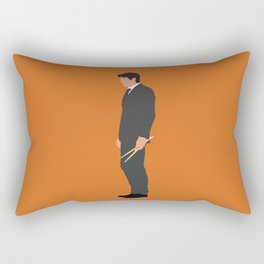 Whiplash movie Rectangular Pillow