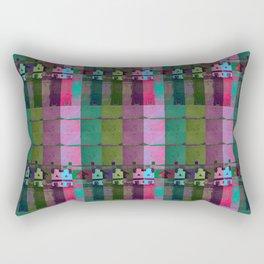 moje miasto_pattern no1 Rectangular Pillow