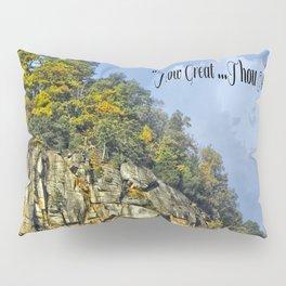 How Great Thou Art... Pillow Sham