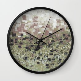 :: Camo Compote :: Wall Clock