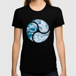 Perfect Ocean Sea Waves T-shirt