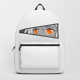Orange confusion Backpack