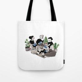 Book Club Tote Bag
