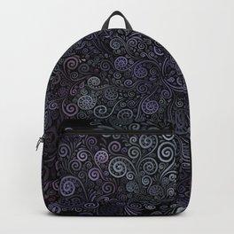 3D Psychedelic Powder Pastel NeuRose Backpack