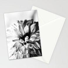 Dahlias 3 Stationery Cards