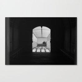 Balmain Canvas Print