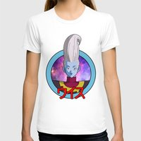 dbz T-shirts featuring DBZ - Whis by itsjustmilk