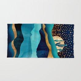 Indigo Desert Night Hand & Bath Towel