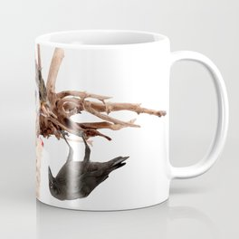 Cat Skull Crow Horse Doll Coffee Mug