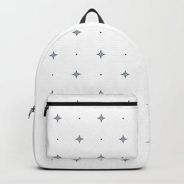 Royal Garden3 (White) Backpack