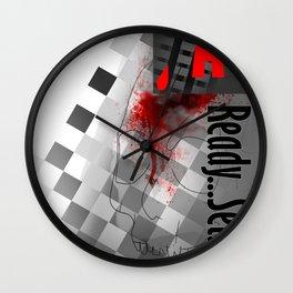 Ready...Set...Go? Wall Clock