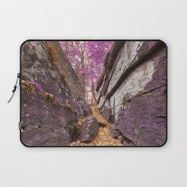 Gettysburg Grotto - Lavender Fantasy Laptop Sleeve