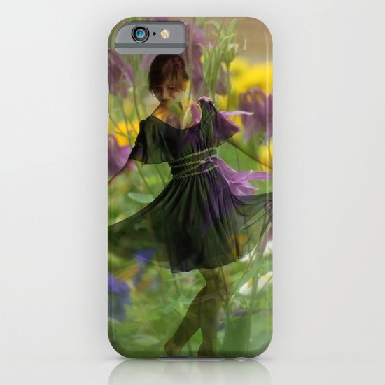 Flower Fairies iPhone & iPod Case