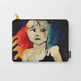 Le Miserables Collage Carry-All Pouch