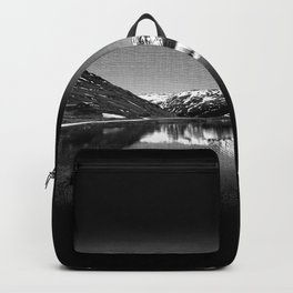 Mountain View at Norvegian Backpack