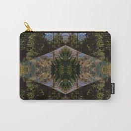 quatriflora Carry-All Pouch