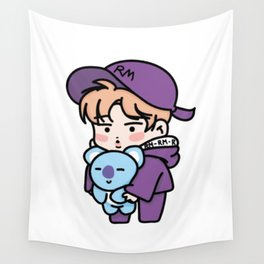 Jungkook - BTS Wall Tapestry