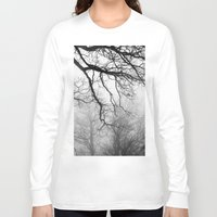 fog Long Sleeve T-shirts featuring Fog by Keith Dotson