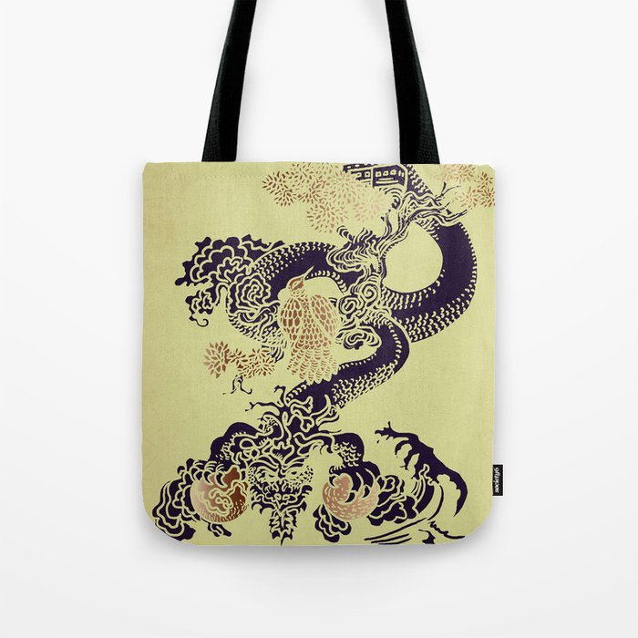 Shen-Lung Tote Bag
