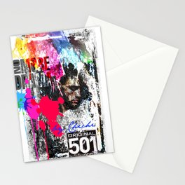 """501"" Stationery Cards"