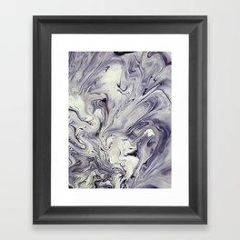Obsidian Framed Art Print