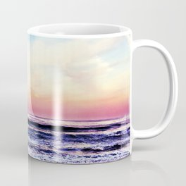 Unicorn Beach Coffee Mug