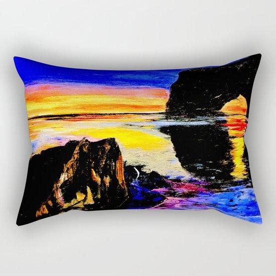 Cordova Sunset Rectangular Pillow