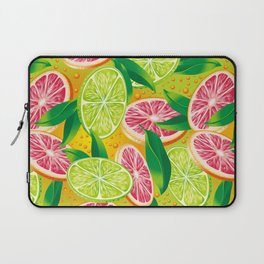 Citrus background Laptop Sleeve