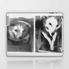 Laika! All hail the first dog in space. Laptop & iPad Skin