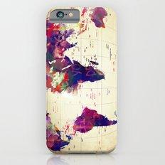 map Slim Case iPhone 6