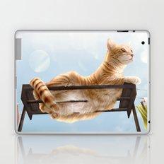 My Neighbour's Cat Laptop & iPad Skin