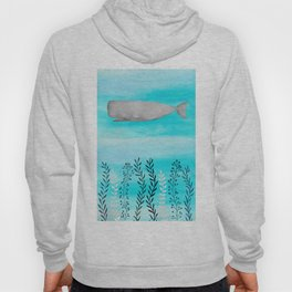 Happy whale Hoody