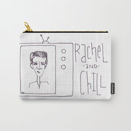 Rachel (Maddow) and Chill Carry-All Pouch