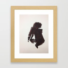 Errata Framed Art Print