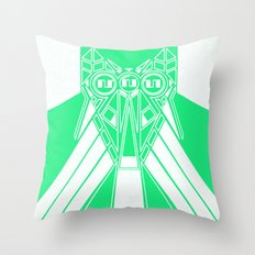 Power Wolf Lite Throw Pillow