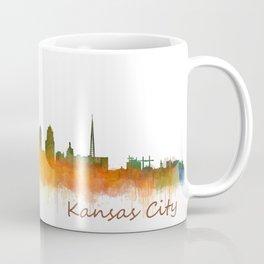 Kansas City Skyline Hq v2 Coffee Mug