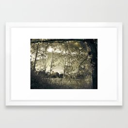 Renewed Resemblance Framed Art Print
